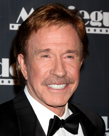 Chuck Norris (Actor) - On This Day