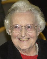 Nurse and Social Worker Cicely Saunders