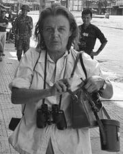 Journalist Clare Hollingworth