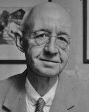 Inventor Clarence Birdseye
