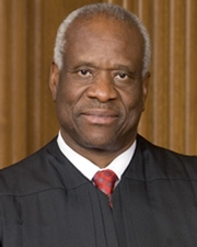 108th US Supreme Court Justice Clarence Thomas