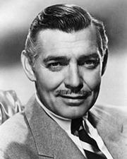 Actor Clark Gable