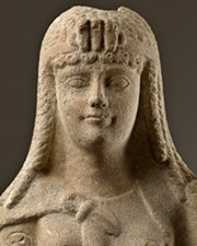 Pharaoh of Ancient Egypt Cleopatra