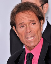 Singer Cliff Richard
