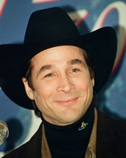 Country Singer Clint Black