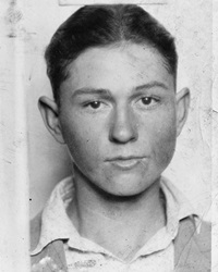 Bank Robber Clyde Barrow