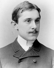 Playwright Clyde Fitch