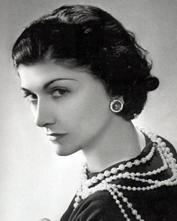 Coco Chanel (Fashion Designer) , On This Day