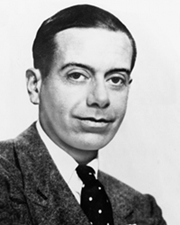 Composer and Lyricist Cole Porter