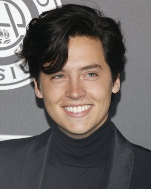 Actor Cole Sprouse