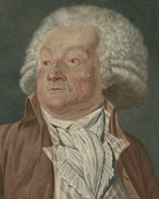 Revolutionary and Politician Comte de Mirabeau