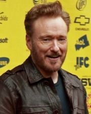 TV Host Conan O'Brien