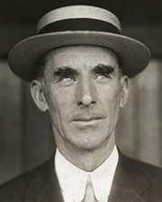 Baseball Legend Connie Mack