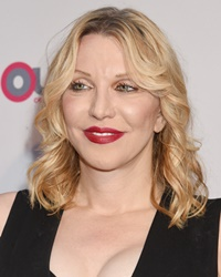 Singer-Songwriter Courtney Love