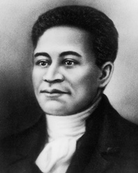 Former Slave and Seaman Crispus Attucks