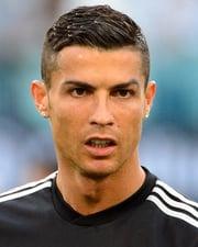 Football Star Cristiano Ronaldo