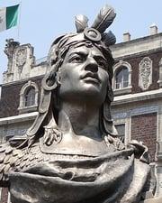 The Last Aztec Emperor Cuauhtémoc