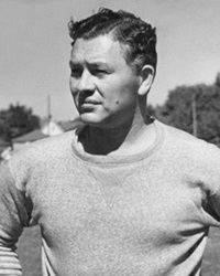 NFL Head Coach Curly Lambeau