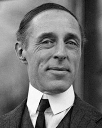Film director D. W. Griffith