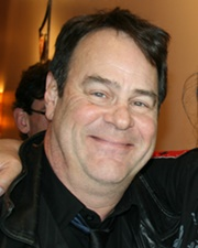 Actor and Comedian Dan Aykroyd