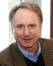 Author Dan Brown
