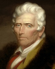 Frontiersman and Explorer Daniel Boone