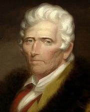 Frontiersman Daniel Boone