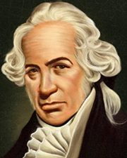 Inventor and Physicist Daniel Gabriel Fahrenheit