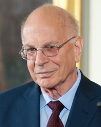 Economist and Psychologist Daniel Kahneman