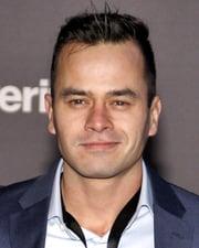 Actor Daniel Logan