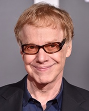 Composer Danny Elfman
