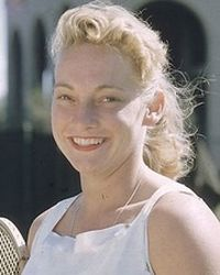 Tennis Player Darlene Hard
