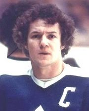 NHL Hall of Famer Darryl Sittler