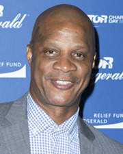 Baseball Player Darryl Strawberry