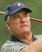 Golfer and Two-Time PGA Champion Dave Stockton