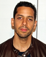 Magician and Illusionist David Blaine