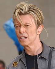 Singer-Songwriter David Bowie