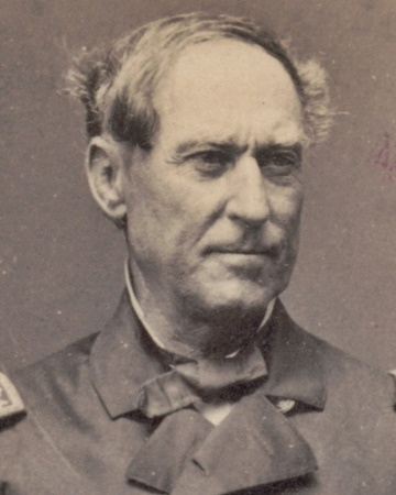 US Civil War Admiral David Farragut