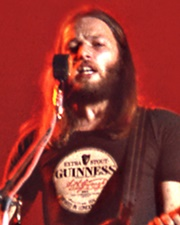 Singer-songwriter and Producer David Gilmour