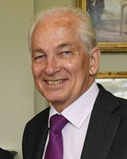 Cricket Batsman and Captain David Gower