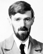 Writer D. H. Lawrence