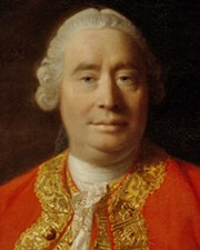 Philosopher David Hume