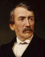 Physician and Explorer David Livingstone