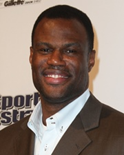 NBA Center David Robinson