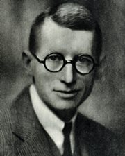 Paleoanthropologist Davidson Black