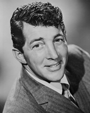 Actor, Comedian and Singer Dean Martin