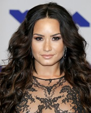 Actress and Singer-Songwriter Demi Lovato