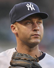 Baseball Player Derek Jeter