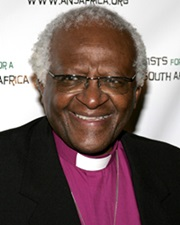 Anglican Archbishop and Activist Desmond Tutu