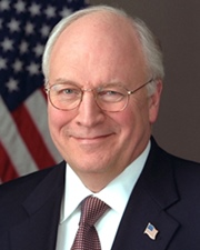 46th Vice President of the United States Dick Cheney